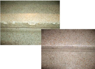 naturstein marmor granit terrazzo sanieren renovieren schleifen polieren restaurieren. Black Bedroom Furniture Sets. Home Design Ideas